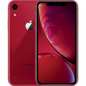 TELEFONO MOVIL APPLE IPHONE XR 64GB ROJO 1