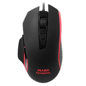 RATON MARS GAMING MM018 USB 4800 DPI RGB 1