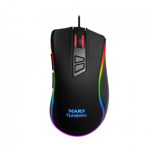 RATON MARS GAMING MM218 USB 10000 DPI RGB 1