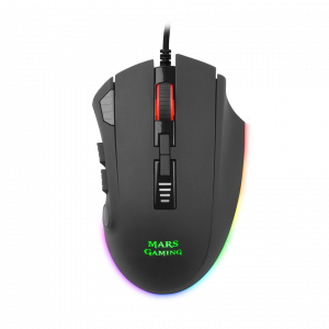 RATON MARS GAMING MM418 USB 32000 DPI RGB 1