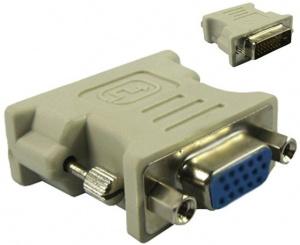ADAPTADOR DVI-D 24+1 M - VGA 15 H 1