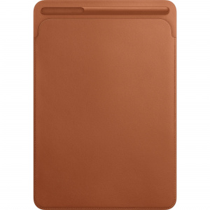 FUNDA APPLE IPAD PRO 10.5 CUERO MARRÓN CARAMELO 1