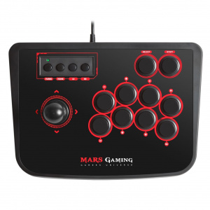 ARCADE STICK RETRO MRA MARS GAMING 1