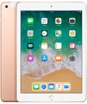 TABLET APPLE IPAD 2018 32GB ORO 4G 1