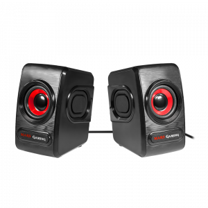 ALTAVOCES MARS GAMING MRS0 NEGRO ULTRA BASS 10W 1