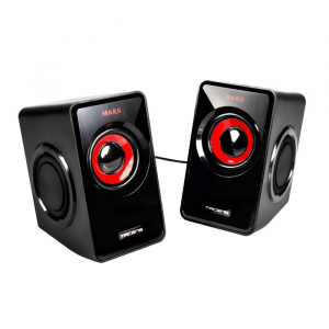 ALTAVOCES MARS GAMING SPEAKERS MS1 10W RMS [30] 1