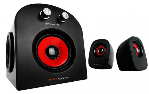 ALTAVOCES MARS GAMING SPEAKERS 2.1 MS2 20W [12] 1