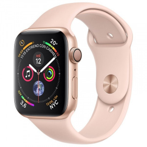 RELOJ SMARTWATCH APPLE WATCH S4 GPS 40MM ORO ROSA 1