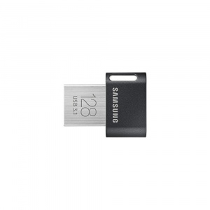 PEN DRIVE 128GB SAMSUNG  FIT PLUS TITAN GRAY PLUS 1