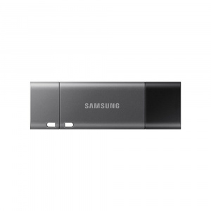 PEN DRIVE 256GB SAMSUNG  DUO PLUS TITAN GRAY PLUS 1