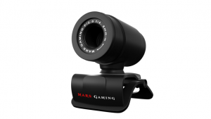 WEBCAM MARS GAMING MW1 HQ 640P + MIC 1