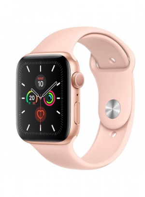 RELOJ SMARTWATCH APPLE WATCH S5 GPS 40MM ORO ROSA 1