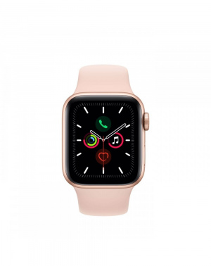 RELOJ SMARTWATCH APPLE WATCH S5 GPS 44MM ORO ROSA 1