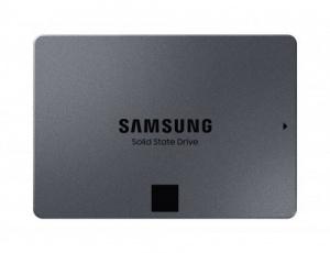 "DISCO DURO SOLIDO SSD SAMSUNG 870 QVO 4TB 2.5"" SATAIII 1"