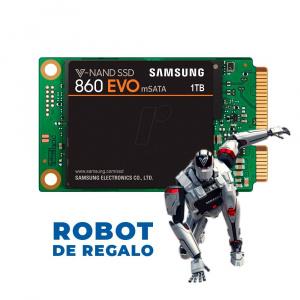 DISCO DURO SOLIDO SSD SAMSUNG 1TB  MSATA  860 EVO 1