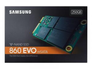 DISCO DURO SOLIDO SSD SAMSUNG 250GB  MSATA SERIE 860 EVO 1