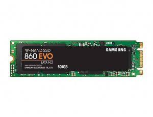 DISCO DURO SOLIDO SSD SAMSUNG 500GB  M.2 SERIE 860 EVO 1
