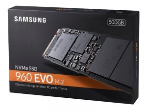 DISCO DURO SOLIDO SSD SAMSUNG 500GB  960 EVO M.2 1