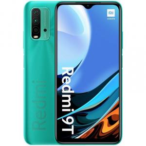"""TELEFONO MOVIL XIAOMI REDMI 9T GREEN NFC 6.53""""/OC2.0/4GB/128GB 1"""