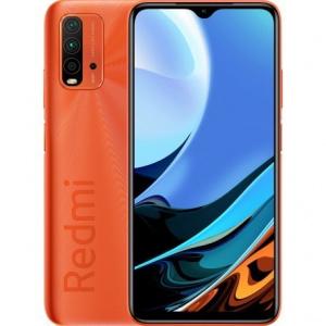 """TELEFONO MOVIL XIAOMI REDMI 9T ORANGE NFC 6.53""""/OC2.0/4GB/64GB 1"""