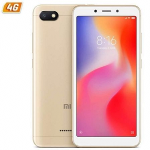 "TELEFONO MOVIL XIAOMI REDMI 6A ORO 4G 5.45""/QC2/2GB/16GB 1"