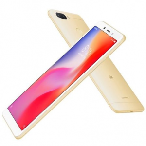 "TELEFONO MOVIL XIAOMI REDMI 6 ORO 4G 5.45""/OC2/3GB/32GB 1"