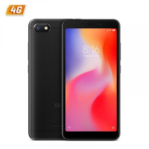 "TELEFONO MOVIL XIAOMI REDMI 6A NEGRO 4G 5.45""/QC2/2GB/16GB 1"