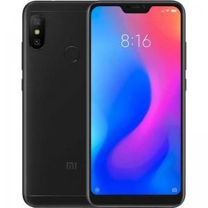 TELEFONO MOVIL XIAOMI REDMI NOTE 6 PRO NEGRO 4+64GB 1