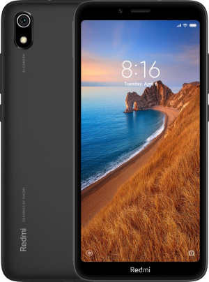"TELEFONO MOVIL XIAOMI REDMI 7A NEGRO 4G 5.45""/QC2/2GB/32GB 1"
