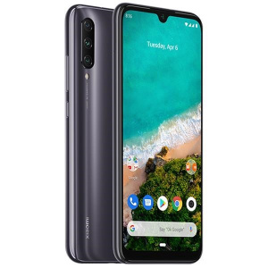 "TELEFONO MOVIL XIAOMI MI A3 GREY 6.08""/OC2.0/4GB/64GB 1"
