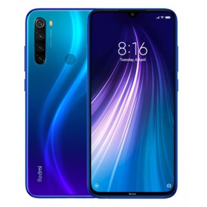 "TELEFONO MOVIL XIAOMI REDMI NOTE 8 AZUL 6.3""/OC2.0/4GB/64GB 1"
