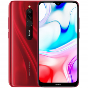 "TELEFONO MOVIL XIAOMI REDMI 8 RUBY RED 6.22""/OC2.0/3GB/32 1"