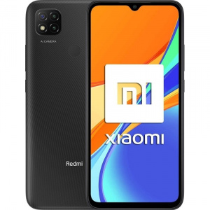 """TELEFONO MOVIL XIAOMI REDMI 9C GRIS 6.53""""/OC2.3/2GB/32GB 1"""