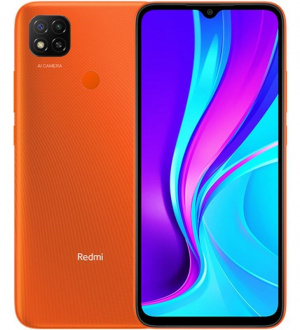 "TELEFONO MOVIL XIAOMI REDMI 9C NFC NARANJA 6.53""/OC1.8/2GB/32 1"