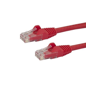 CABLE STARTECH RJ45 LATIGUILLO CAT.6 UTP 7M ROJO 1