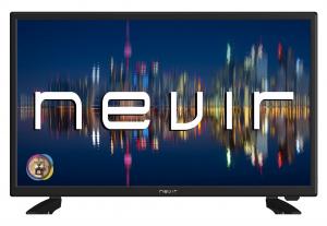 "TELEVISION 24"" NEVIR NVR-7431 HD READY HDMI USB 12V NEGRO 1"