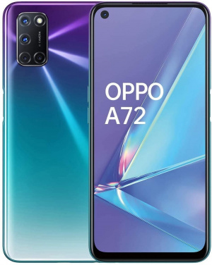 "TELEFONO MOVIL OPPO A72 AURORA PURPLE 6.5""/OC2.0/4GB/128GB 1"