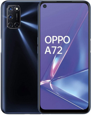 "TELEFONO MOVIL OPPO A72 TWILIGHT BLACK 6.5""/OC2.0/4GB/128G 1"