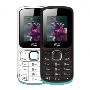 "TELEFONO MOVIL ORA PHONE AIRA E1701 1,77"" DUAL SIM BLANCO 1"