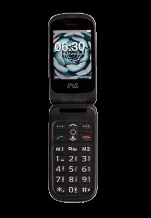 "TELEFONO MOVIL ORA PHONE VERA F2401 2,4""/DUAL SIM/ NEGRO 1"