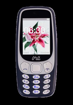 "TELEFONO MOVIL ORA PHONE KIRA N2401 2,4""/DUAL SIM/RADIO/AZUL 1"