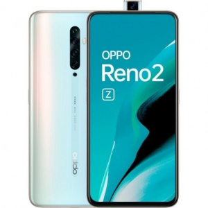 "TELEFONO MOVIL OPPO RENO 2Z SKY WHITE  6.5""/OC2.2/8GB/128GB 1"