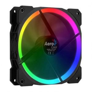 VENTILADOR AEROCOOL ORBIT 12X12 ULTRASILENCIO RGB 1