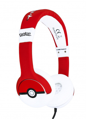 AURICULAR INFANTIL OTL POKEMON POKEBALL 1