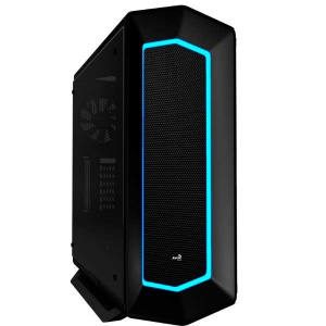 CAJA ATX AEROCOOL P7-C1 PRO BLACK TEMP GLASS 1