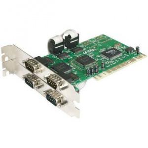 STARTECH TARJETA SERIE RS-232 PCI 4 PUERTOS 1