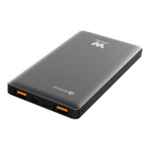 CARGADOR USB POWER BANK WOXTER QC 10500 BLACK 1