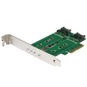 STARTECH TARJETA ADAPTADORA PCI EXPRESS M.2 1