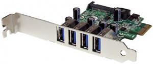 TARJETA PCI EXPRESS 4P USB 3.0 STARTECH 1
