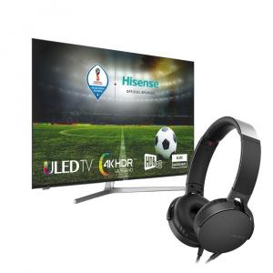 "TELEVISION 55"" HISENSE 55U7A ULED 4K UHD HDR SMART TV 1"